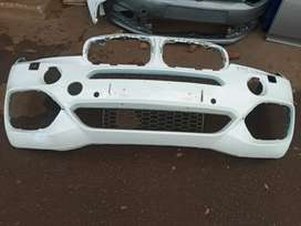BMW X5 front bumper is available for pickup 2014/2017 year model