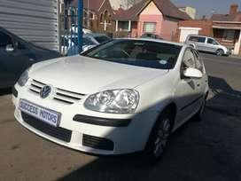 2006 Volkswagen golf 2.0TDi with leather interior