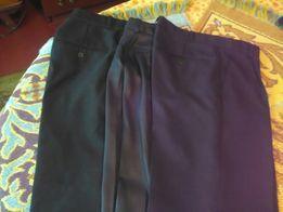 Продам школьные брюки б/у