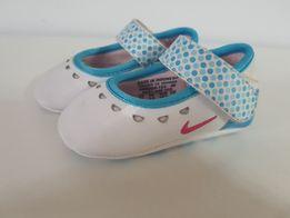 Nike niechodki idealne dla dziewczynki 18.5 rozm