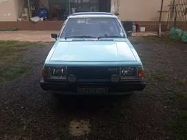 1979 Mazda 323 1.4 automatic to swap for a smaal bakkie