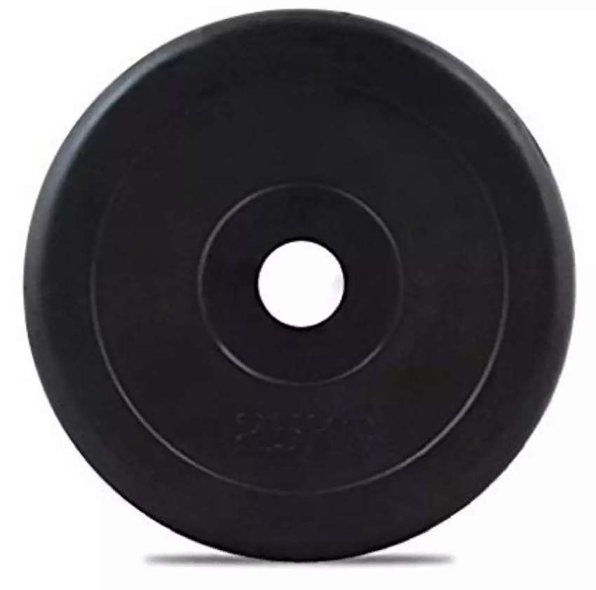 Rubber coated weights @350 per kg 0