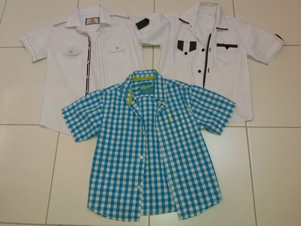 Sprzedam pake 10 ubrań po moim synu. Mielec - image 5