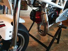 Pocketbikes lucky 7 for sale