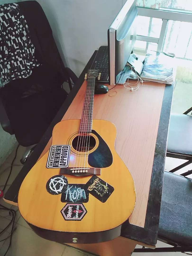 Yamaha Professional acoustic guitar 0