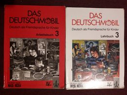 Книги для изучения немецкого языка