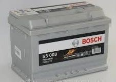 Akumulator BOSCH S5 77Ah 780 A [MONTAŻ] Автомобильный аккумулятор