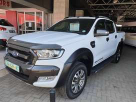 ~2016 Ford Ranger 3.2TDCI 4x4 Auto Wildtrack- Only 126500km-R399900