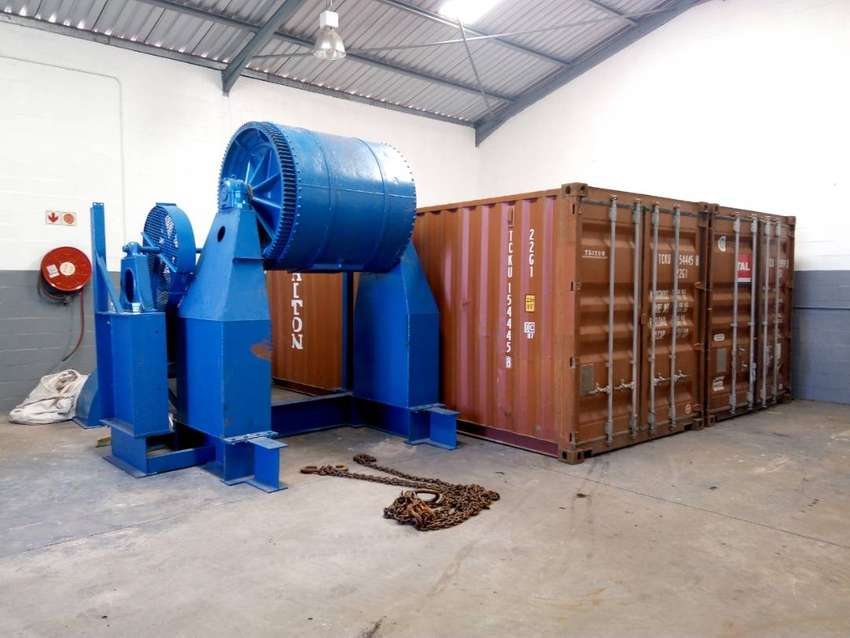 Ball Mill and Freight Container for Sales 0