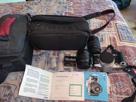 Canon EOS 500N 35mm camera