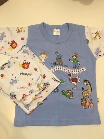Продам детскую пижаму на мальчика Kazan Kids 92 см 2 year Лозовая - изображение 2