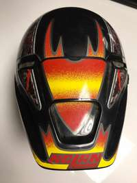 Image of Helmet Motor Cross. Nolan make size S. Overall good