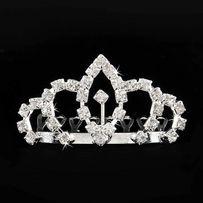 Korona tiara dla księżniczki ślub wesele