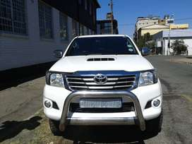 2016 Toyota Hilux 3.0 D4D Legand 45 for sale