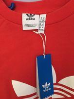 Bluza Adidas czerwona Adidas Originals nowa Treofil Crew