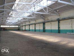 Продажа 6000 кв.м производственно-складского помещения от собственника