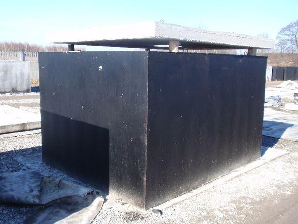 szambo betonowe szczelne zbiornik betonowy na ścieki gnojowicę Włoszczowa - image 6