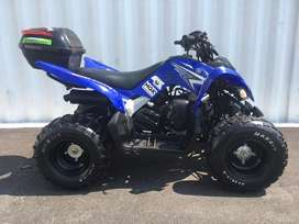 Quad bike - Yamaha Raptor 90