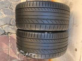 245 35 R18 Continental Run Flat Tyres | BMW Tyres