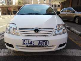 Pre Owned 2007 Toyota Corolla 1.6