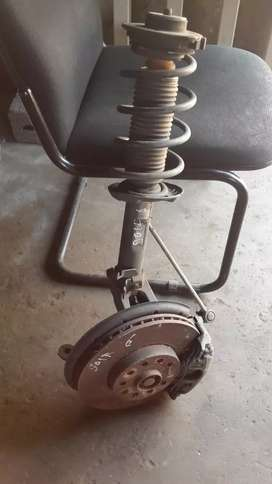 VW Golf 6 front suspension