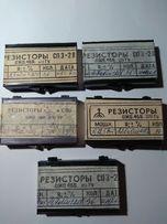 Резисторы подстроечные СП3-28