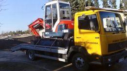 Usługi minikoparka koparka Roboty ziemne Czestochowa
