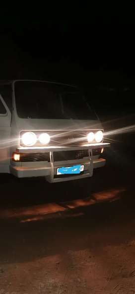 VW Microbus 2.6i For Sale In Good Working Condition