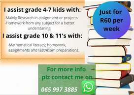 WhatsApp Homework Help