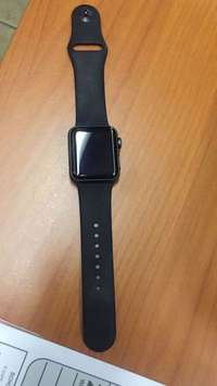 Apple watch 38mm series2 black for sale  South Africa