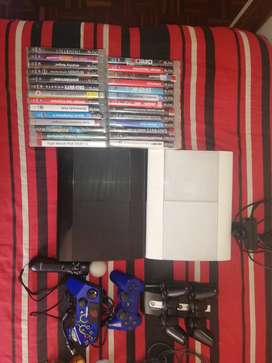 Playstation and Assesories