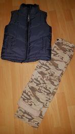 Bezrękawnik Next spodnie Next 6 lat
