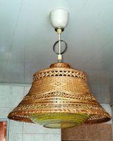 светильник лампа абажур кухня лампа люстра.