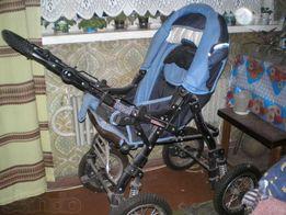 Продам детскую коляску фирмы FOX