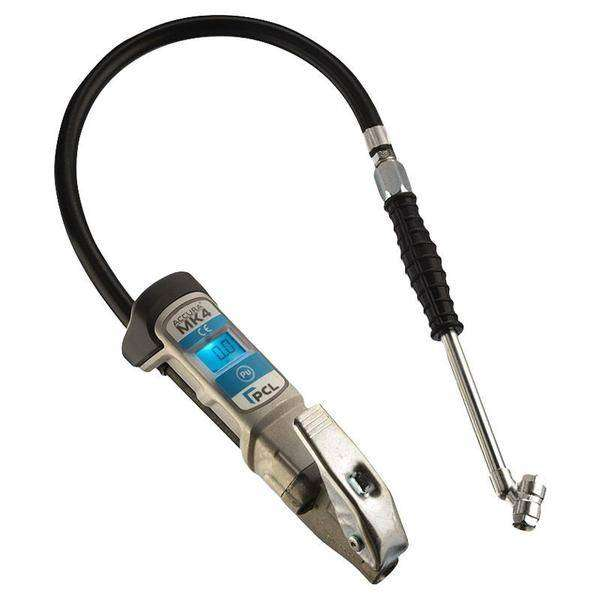 Tyre inflator. (PCL mk4)