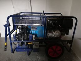 Kompresor łopatkowy compair v02/ hondagx240