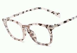 Oprawki okulary zerówki nowe modne