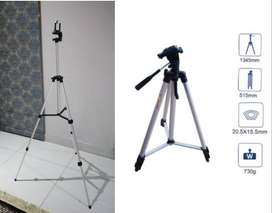 New! 3-Way head- Tripod Stand Monopod For Canon SONY Camera Camcorder&
