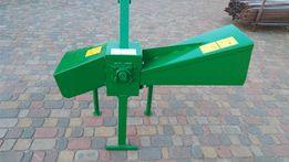 Rębak walcowy do gałęzi RGW,50-4x zrębka długości 5-10cm wysyłka