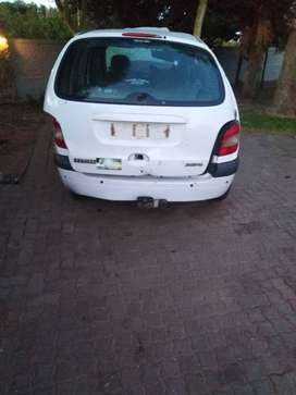 Scrapping renault scenic 1.9dci