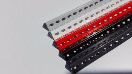 Kątowniki Perforowane 35x35x2mm RAL - 9,50 ZŁ /1 MB. NETTO