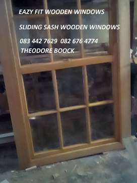 Wooden window repair manufacturing