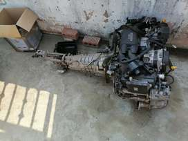 Toyota 86 Engine and gearbox (bearing knock)