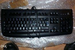 Logitech Klawiatura Do Komputera Przewodowa, Jak Nowa Lub HP Keyboard