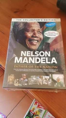 Nelson Mandela collectors editio
