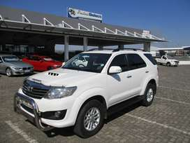 2014 TOYOTA FORTUNER 3.0 D4D 4X4 A/T