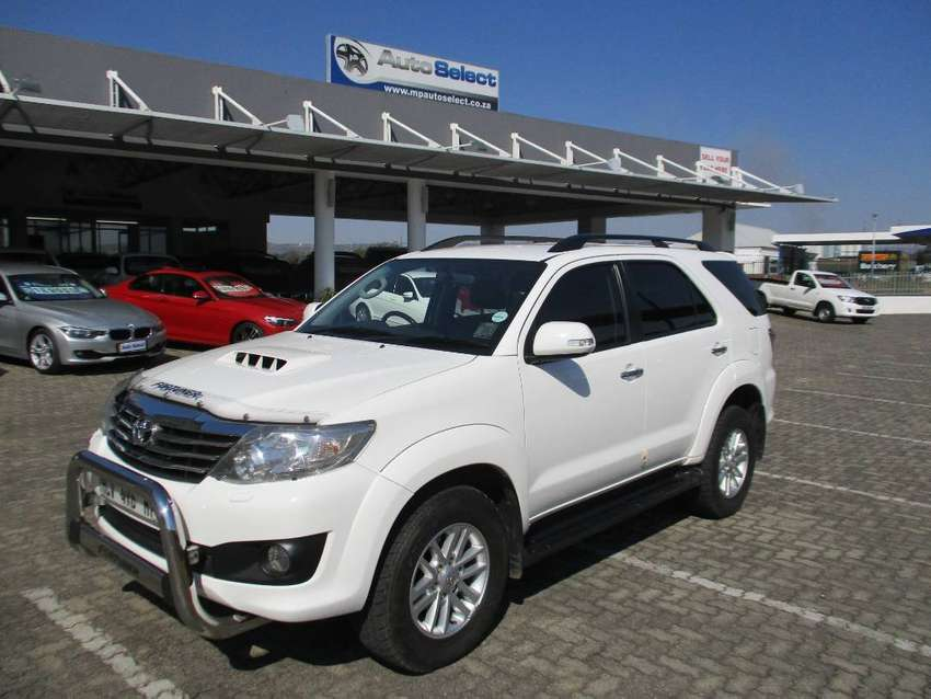 2014 TOYOTA FORTUNER 3.0 D4D 4X4 A/T 0