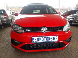 For Sale 2015 VW POLO-7 DSG,GTI,Engine1.8TSI,Automatic,76000km,Sunroof