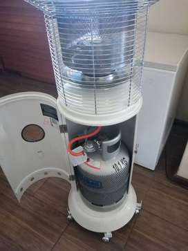 Alva gas heater about 5 months old