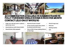 Summerstrand Accommodation Available